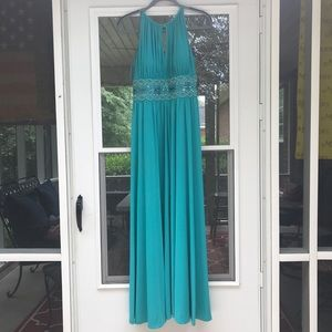 Prom/ homecoming dress worn once!